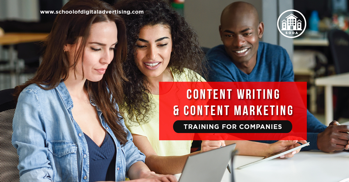 CONTENT WRITING & CONTENT MARKETING COURSE MALAYSIA